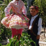 Susak national costume
