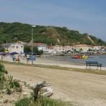 Pogled na Donje Selo otok Susak