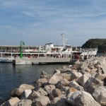 Ship to island of Susak