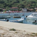 Island of Susak beaches